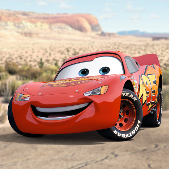 Pictures Of Kids Cars >> ライトニング・マックィーン|カーズ|ディズニーキッズ公式
